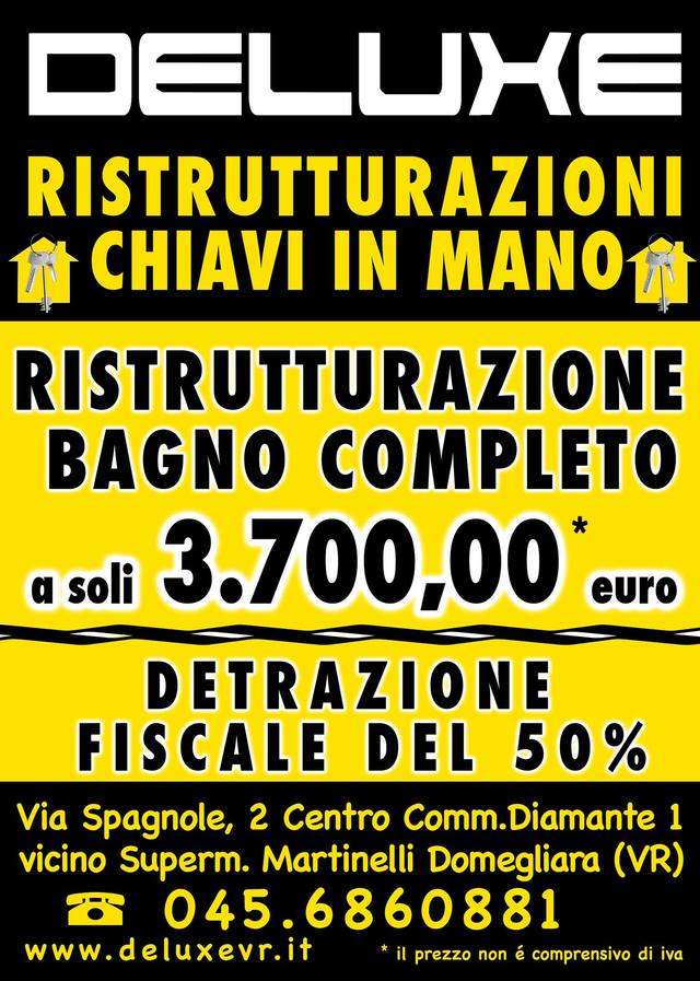 Outlet e Promozioni - Ristrutturazioni Verona, Arredo bagno ...