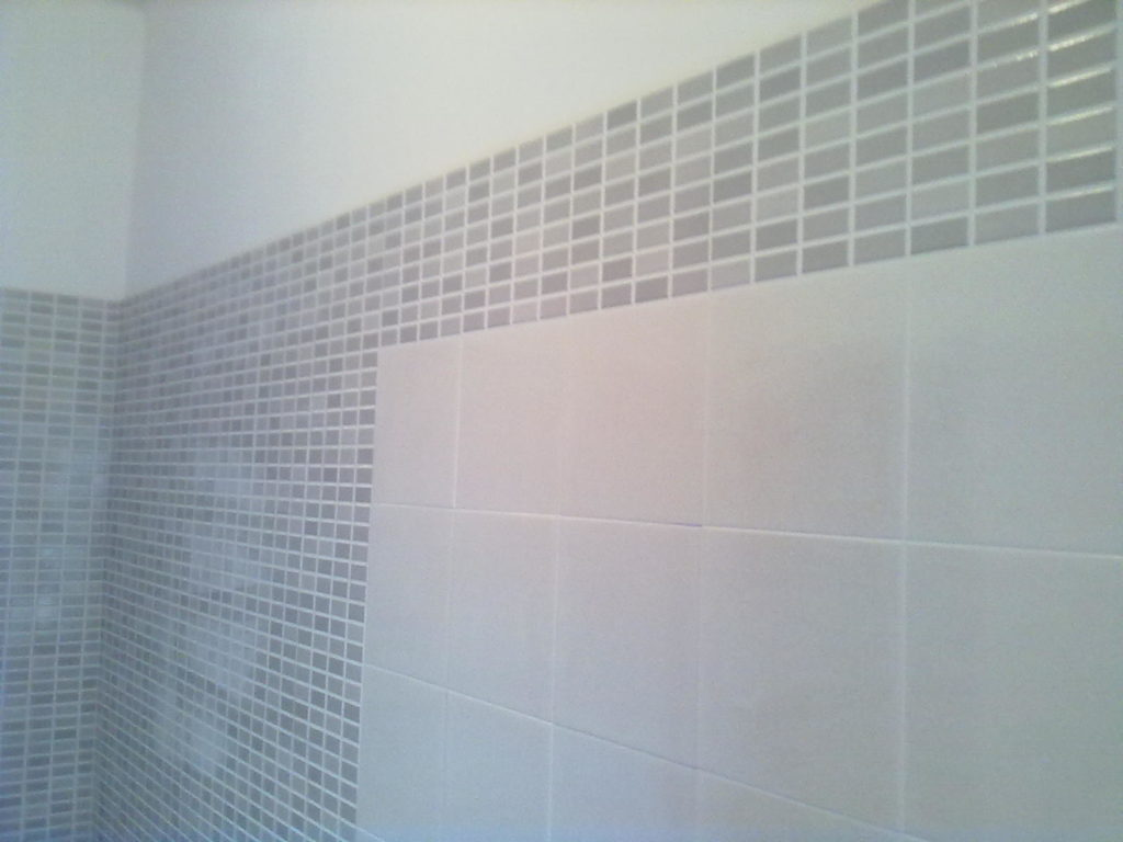 Ristrutturazione Bagno Mosaico Fascione 083