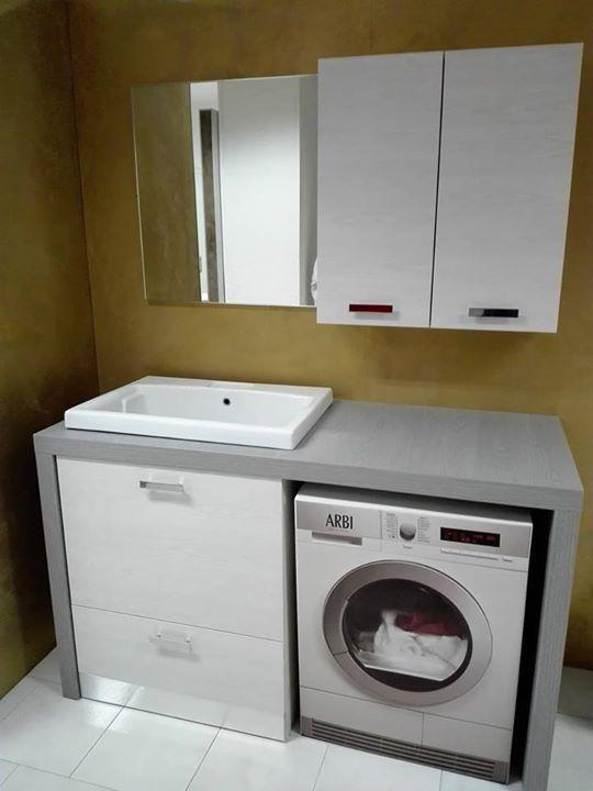 Ecco un piccolo esempio per creare in poco spazio - Creare un bagno in poco spazio ...